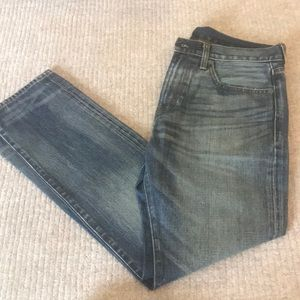 J.CREW Never Worn Blue Jeans